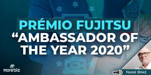 Prémio Fujitsu - Ambassador of the Year 2020